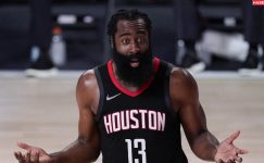 Houston Rockets'ta James Harden telaşı