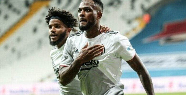 St. Etienne'in gayesi Cyle Larin